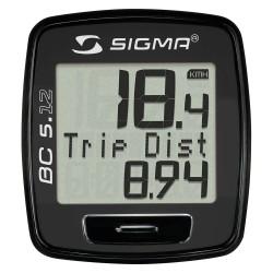 Ciclocomputer Sigma BC 5.12