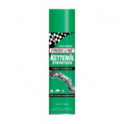 Lubrifiant Finish Line CROSS COUNTRY WET, 240ml, spray