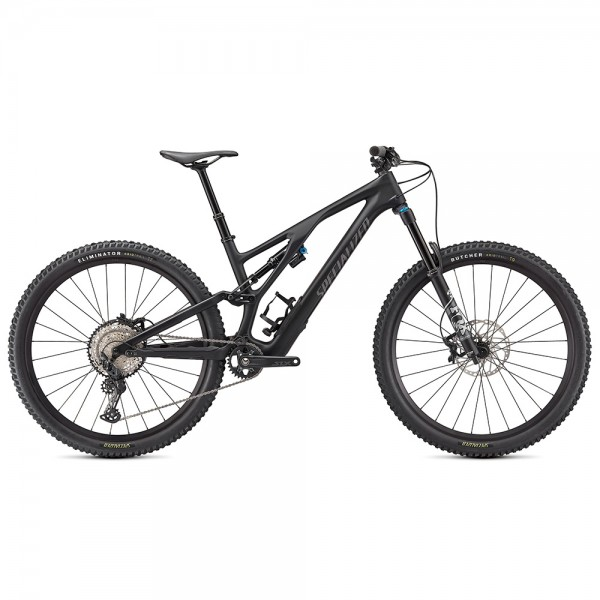 Bicicleta Specialized 2021 STUMPJUMPER FSR EVO COMP 29, culoare negru / gri, marime S5 All Mountain si Enduro