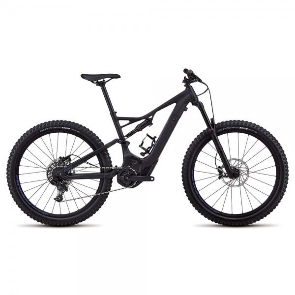 Bicicleta Specialized 2018 MEN'S TURBO LEVO FSR 6FATTIE / 29 culoare negru / cameleon, marime M Biciclete electrice
