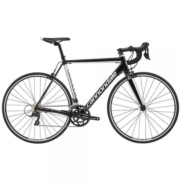 Bicicleta Cannondale 2017 CAAD OPTIMO SORA culoare negru / alb, marime 56