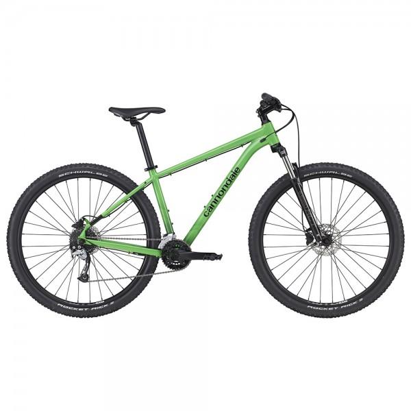 Bicicleta Cannondale 2021 TRAIL 7 29, culoare verde / negru, marime L XC Hardtail