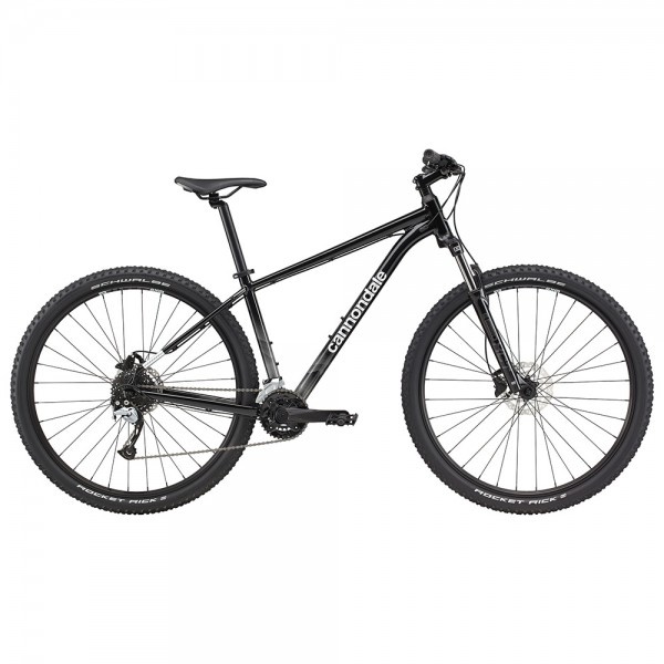Bicicleta Cannondale 2021 TRAIL 7 27.5, culoare negru / gri, marime S XC Hardtail