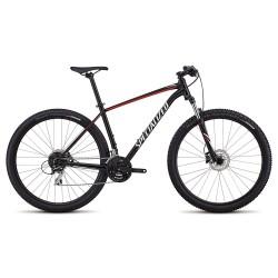 Bicicleta Specialized 2018 MEN'S ROCKHOPPER SPORT 29 culoare negru / rosu / alb, marime XL