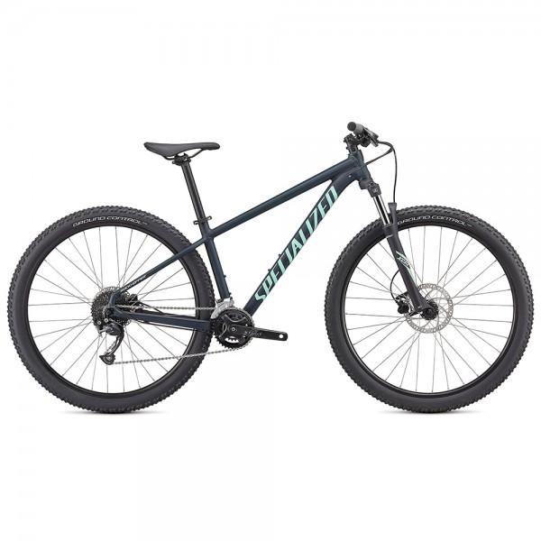 Bicicleta Specialized 2020 ROCKHOPPER SPORT 29, culoare verde inchis / vernil, marime XL XC Hardtail