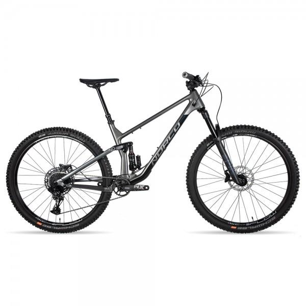 Bicicleta Norco 2020 OPTIC C3 29 culoare gri metalizat / negru, marime M XC si TRAIL Full-Suspension