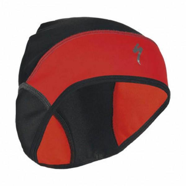 Incalzitor pentru cap (Underhelmet) Specialized marime M, culoare negru / rosu