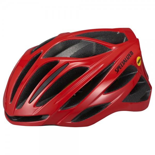 Casca Specialized 2021 ECHELON II MIPS culoare rosu / negru, marime S Casti pentru bicicleta