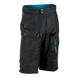 Pantalon ciclism Northwave ROCKER BAGGY, scurt, cu bazon, culoare negru, marime XXL