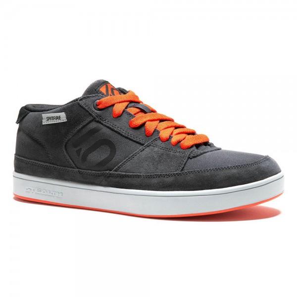 Pantofi Five Ten SPITFIRE, culoare gri / portocaliu, marime 42