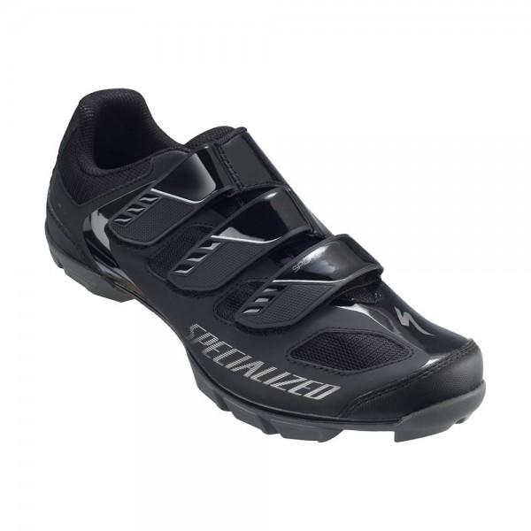 Pantofi Specialized 2014 SPORT MTB, culoare negru / negru, marime 45