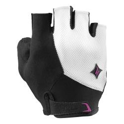 Manusi Specialized 2014 BG SPORT WMN, scurte, culoare alb / negru / roz, marime M