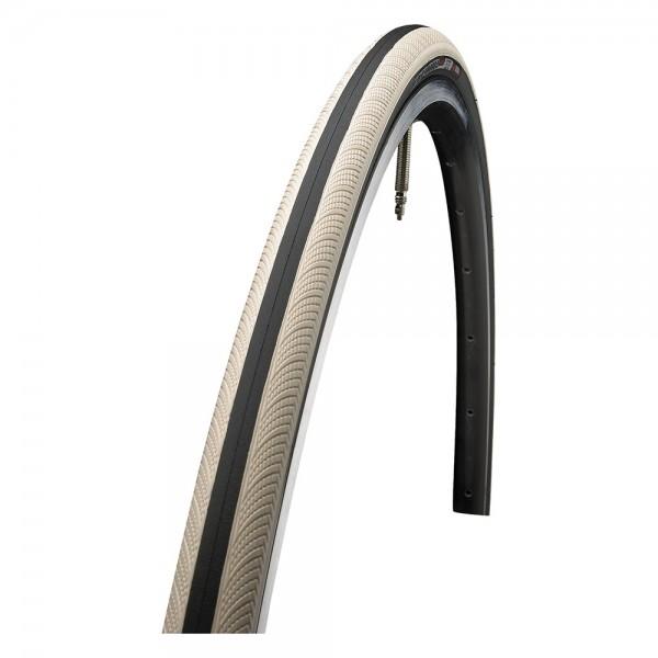 Anvelopa Specialized ESPOIR ELITE, dimensiune 700x23C, Dual Compound, BlackBelt x 2, culoare negru / alb, pliabila Anvelope