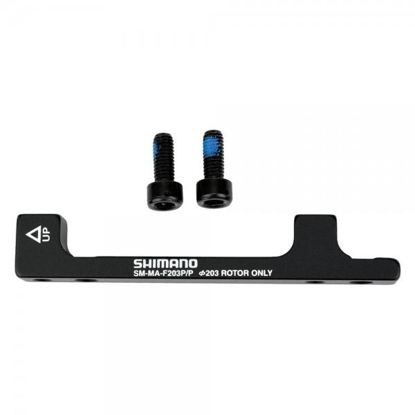 Adaptor Shimano SM-MA-F203P/P pentru etrier frana disc hidraulica Frane