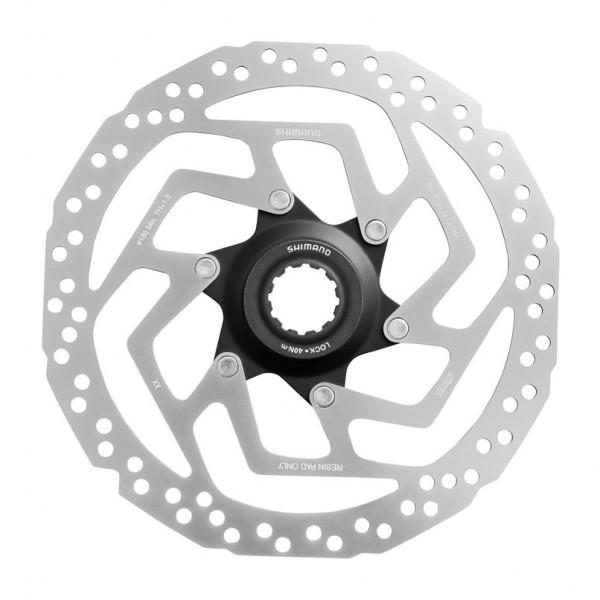 Disc de frana Shimano SM-RT20-M, 180mm, cu piulita Center Lock
