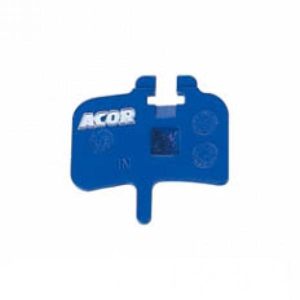 Placute de frana Acor ABS-2101, metal-ceramice, compatibile Hayes HFX 9