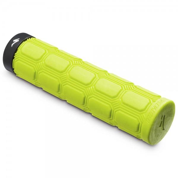 Mansoane Specialized 2014 ENDURO XL LOCKING culoare verde neon / negru Mansoane si Ghidoline