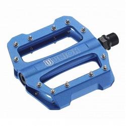 Pedale Marwi Union SP-1300, aluminiu, culoare albastru