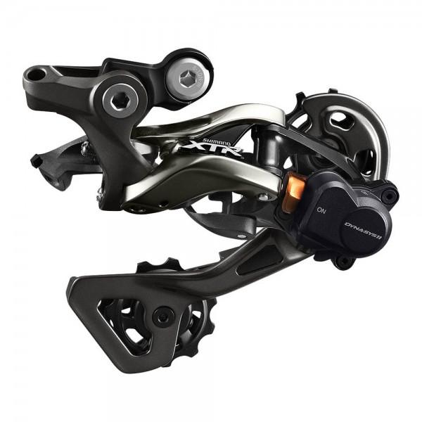 Schimbator spate Shimano XTR RD-M9000-GS Shadow Plus, brat scurt, 11-viteze Schimbatoare