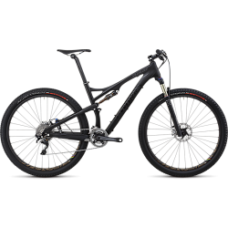 XC si TRAIL Full-Suspension